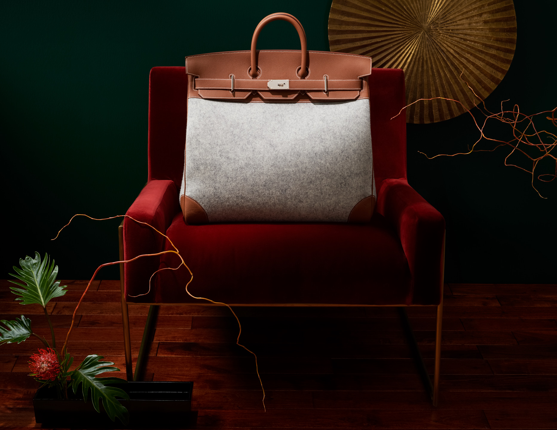 Hermes Berkin by Matthew Roharik Luxury Product Photographer Los Angeles