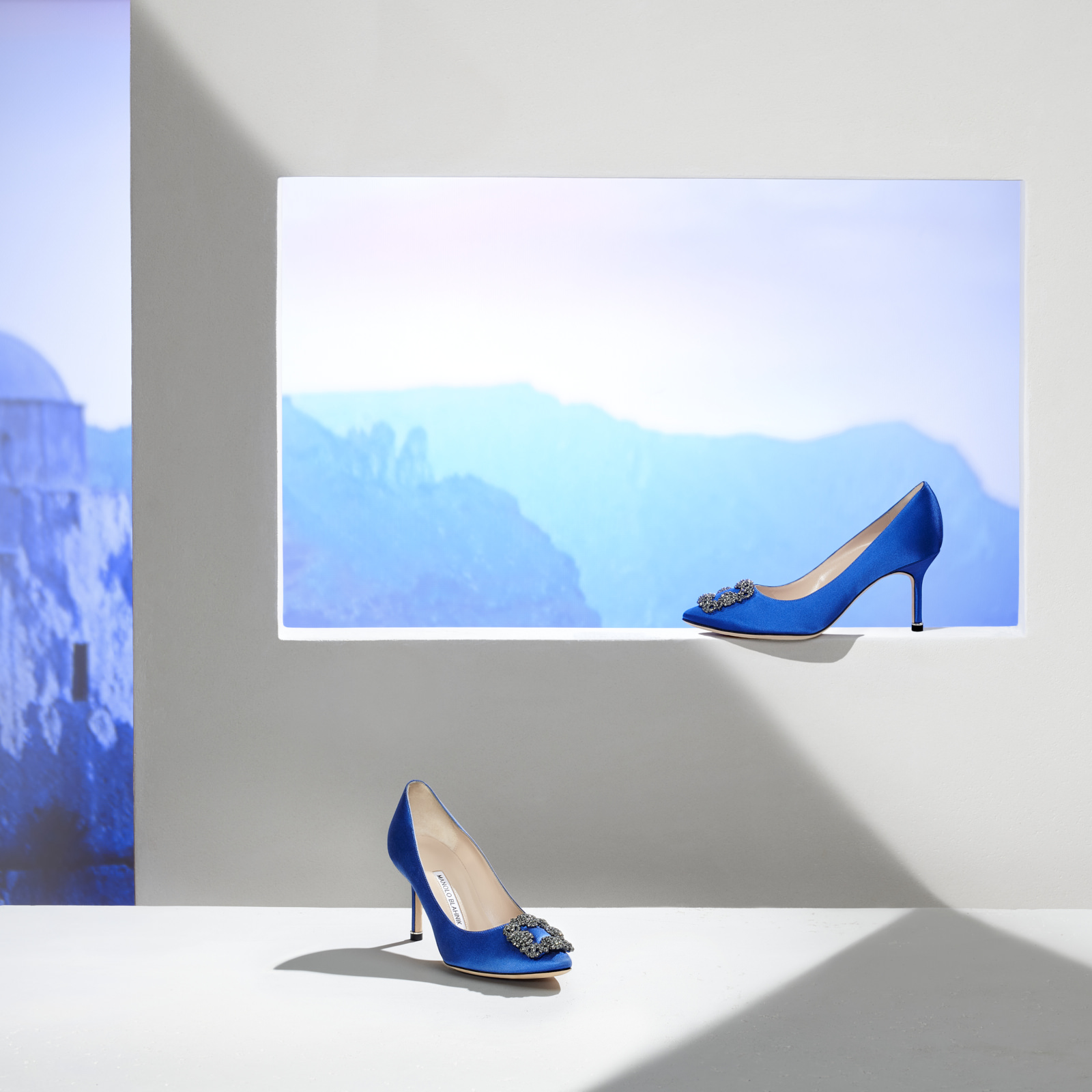 Manolo Blahnik  by Matthew Roharik Luxury Product Photographer Los Angeles