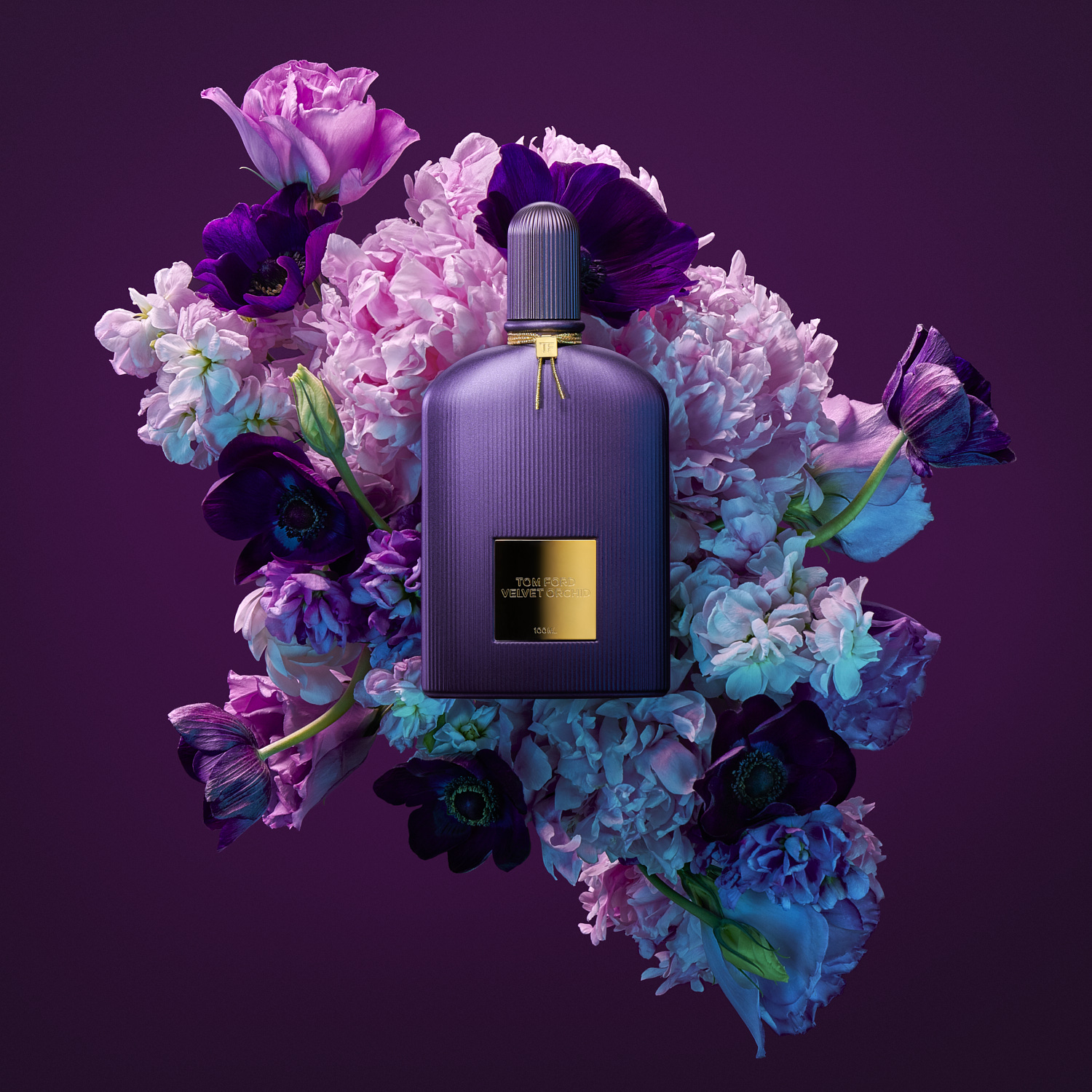 Tom Ford Velvet Orchid By Luxury Product Photographer Matthew Roharik